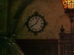 Tower of Terror Lobby Clock
